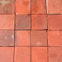 Brown Terracotta Brick Tiles, Size: 15 To 35 Mm