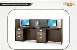 Work Station Liner Prelam Partition