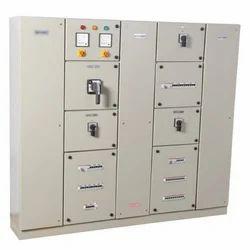 Three Phase Mild Steel Distribution Panel, IP Rating: IP44