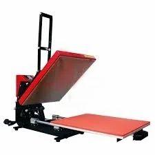16X20 Inch A3 Flat Press T Shirt Printing Machine Heavy Duty