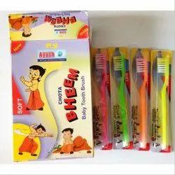 Ayush Kids Plastic Toothbrush