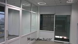 Aluminium Partition Sheet for Commercial, Thickness: 1.5-6.0 mm