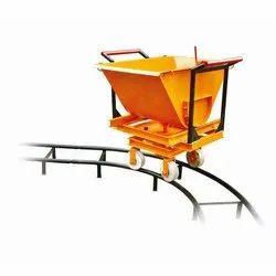 Slab Trolley With Tilting Bucket