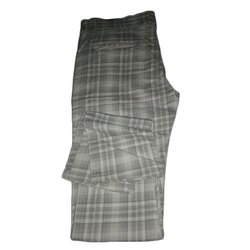Mens Casual Cotton Trouser, Size: 28-36 Inch
