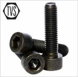 Mild Steel Allen Key Bolt, Size: 40-100 Mm (length)