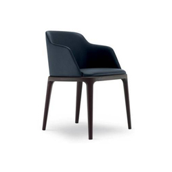 Essentia Environments Black And Brown Grace Dining Chair