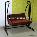 Two Seater Jhoola with Awning Canopy