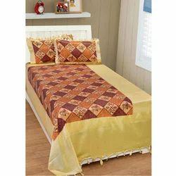 Printed Single Bed Sheets