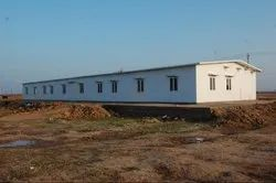 prefabricated building and structure