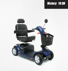 Victory 10 DX Scooter