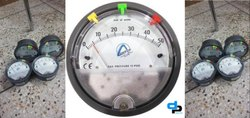 Aerosense Model ASG-150 Different Pressure Gauge Ranges 0-150 Inch wc
