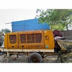 6 Cylinder Concrete Pump