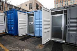 Street bio toilet 5 - 2 3