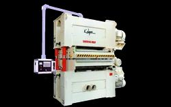 Two Head Top And Bottom Wide Belt Sanding Machine (KID-1300-R)