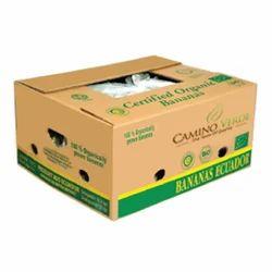 Banana Packaging Box, Box Capacity:11-20 Kg