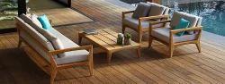 Royal Botania Teakwood Sofa Set