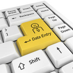 Data Entry Work in Kolkata on
