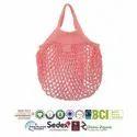 Fair Trade Certified Organic Cotton Net Bags