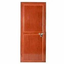 Hinged Pre Laminated PVC Door