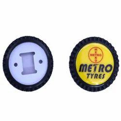 Metro Tyre Paper Weight
