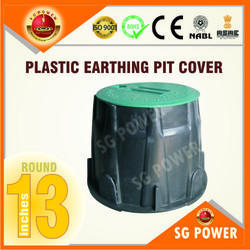 Plastic Earthing Pit Cover