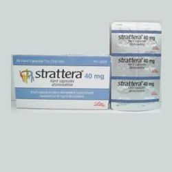 Strattera 25mg Pills