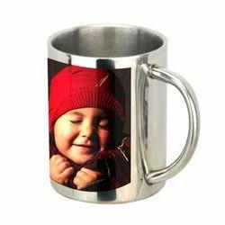 Sublimation Metal Mug