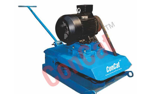 Earth Compactor With Electric Motor