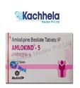 Amlokind 5mg Tablet