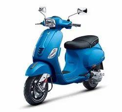 Fuel Injection BLUE Vespa SXL 125CC BS6, Bs Vi Compliant Fi Engine