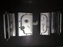 Puf Panel Metal Camlock, Stainless Steel