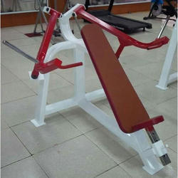 Incline Loaded Bench Press Machine