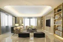 Floor Plan 3D Interior Rendering