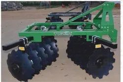 Farm Disc Harrow Cultivator Machine