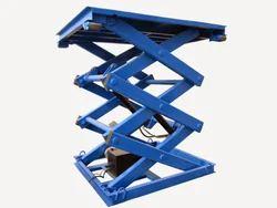 Hydraulic Loading Platform