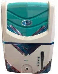 Aqua Fresh Crux Blue Model 12 l Ro Uv  Uf Tds  Purify Mineral Water Purifier