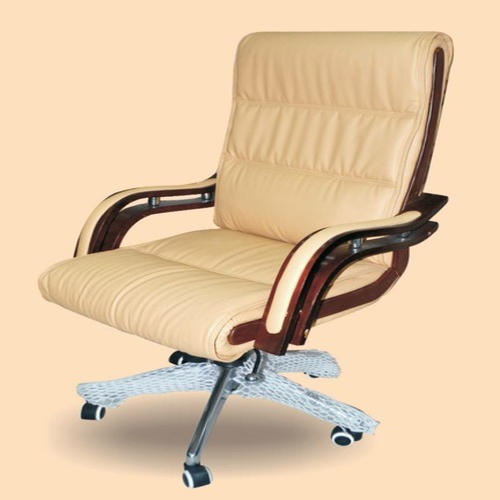 Leather Office Chair : office chairs kolkata - Cheerinfomania.Com