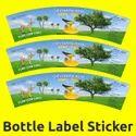 Bottle Label Sticker