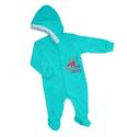 Multicolour Popees Rider Baby Clothe