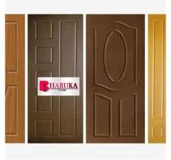 Wood Polished Membrane Doors, Thickness: 30 mm