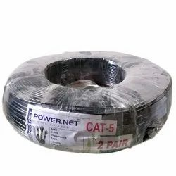 Cat 5 2 Pair Cable for Structured Cabling