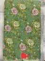"""Cotton 44-45"""" Traditional Bagru Kalamkari Fabric, Gsm: 100-150 Gsm"""