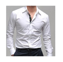 Plain 40 Mens Formal Shirts