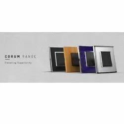 Vinay Corum Range Modular Switches, Voltage: 220-240 V