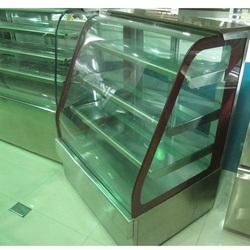Stainless Steel SS Display Counter