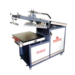 Partishtha Clamshell Flat Screen Printing Machine