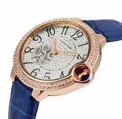 Cartier Men's Studded Watch