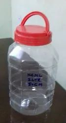 2000 Ml Pet Jar For Oil