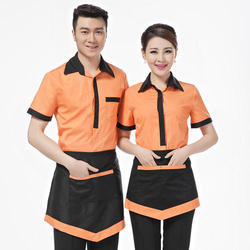 Both Male And Female Staff Uniform for Hotels