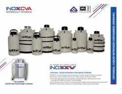 Repairing of Liquid Nitrogen Containers